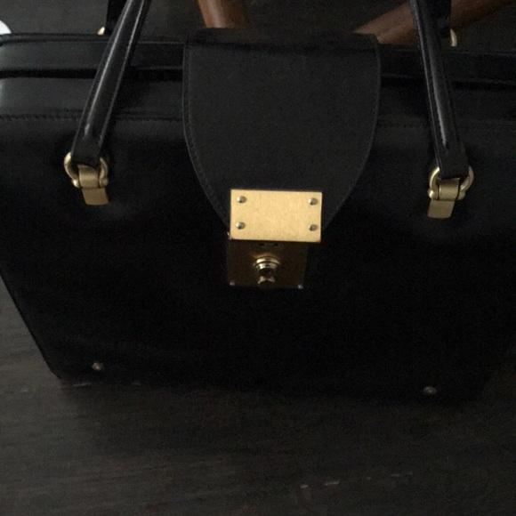 be032498a1 Thom Browne Bags | Black Mrs Thom Jr Duffle Bag | Poshmark